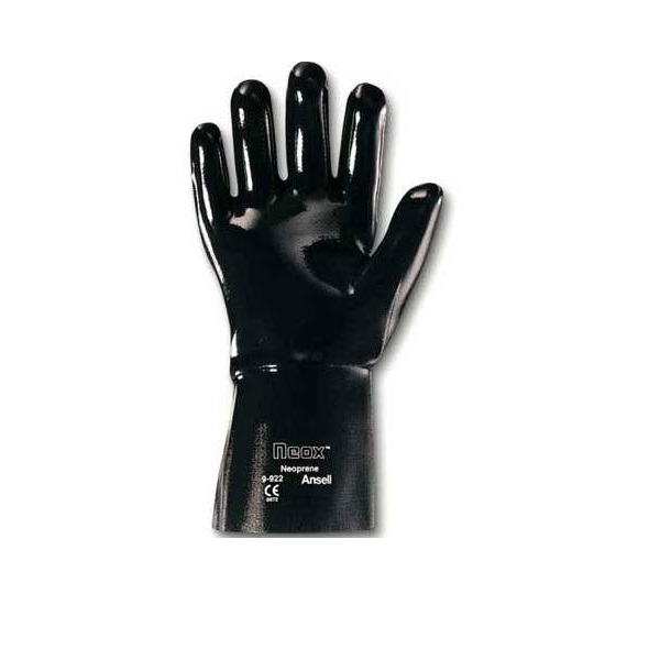 Glove Neoprene Coated Hi 12