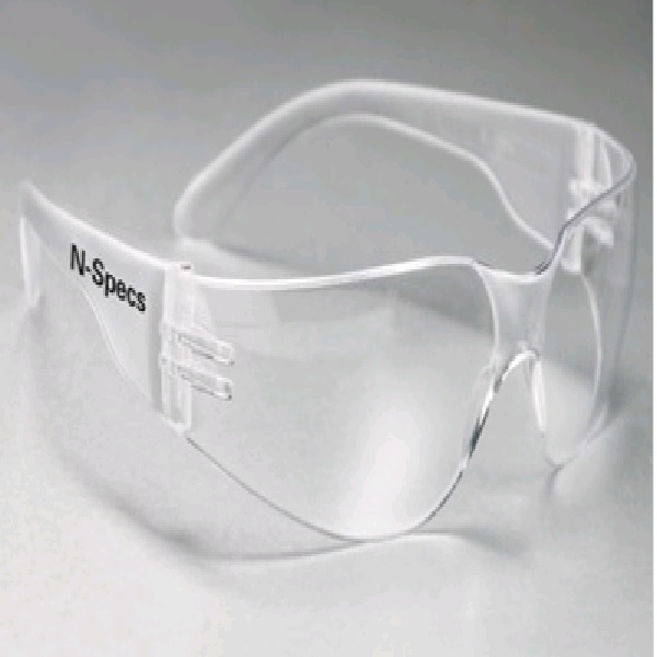 Type Wrap Around, Lens Color Clr, Material - Clear Lens