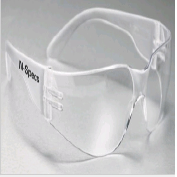Type Wrap Around, Lens Color Clear, Frame Sm,  - Clear Lens