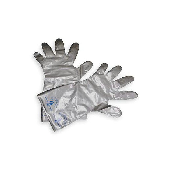 Gloves Silver Shield/4H~  8/M - Chemical Resistant