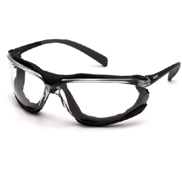 Safety Glass Prox Series Clr H2X Anti Fog - Clear Lens